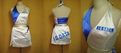 I-O DATAコンパニオン衣装