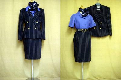 ANA客室乗務員の中古制服