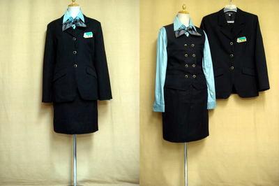 山一証券の中古制服