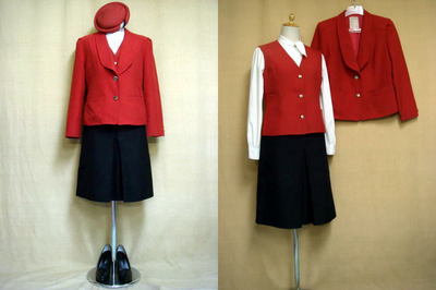 東都観光バスガイドの中古制服