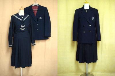 函館白百合学園高等学校の中古制服