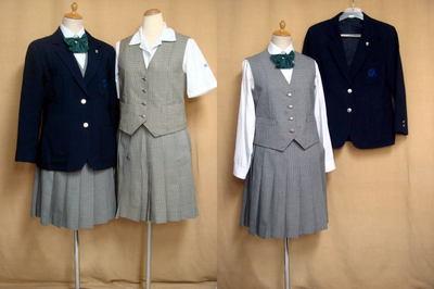 白鴎大学足利高等学校の中古制服