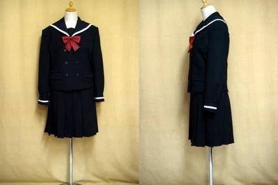 金沢学院東高等学校の中古制服