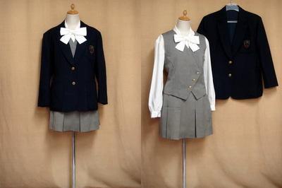 不二女子高等学校の中古制服