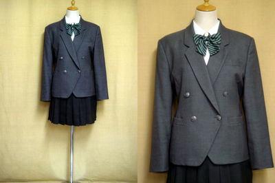 大宮西高等学校の中古制服