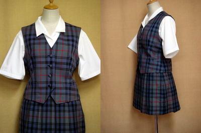 水城高等学校の中古制服
