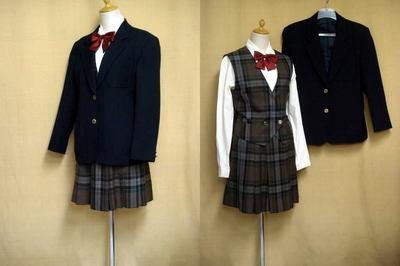 千城台高等学校の中古制服