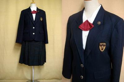 済美高等学校の中古制服