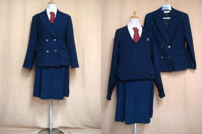 熊本学園大学附属高等学校の中古制服