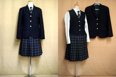 佐賀農業高等学校の中古制服