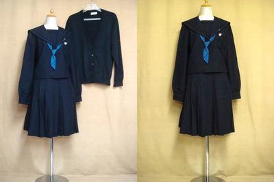 東大谷高等学校の中古制服