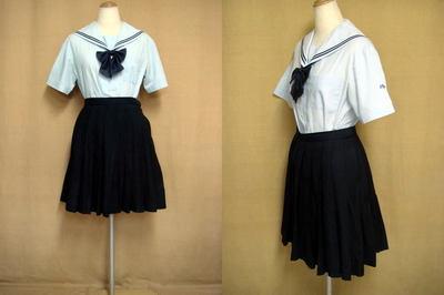 広島桜が丘高等学校の中古制服