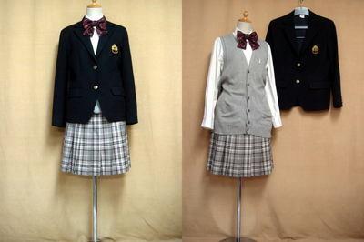 堀越高等学校の中古制服