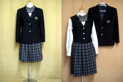 聖徳大学附属女子高等学校の中古制服