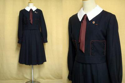 帝塚山中学校高等学校の中古制服