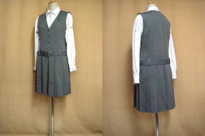 大阪女学院高等学校の制服