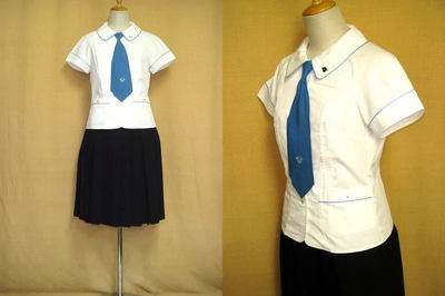 羽衣学園高等学校の中古制服