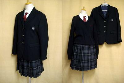 昇陽高等学校の中古制服