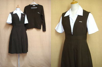 ノートルダム女学院高等学校の中古制服
