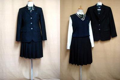 多治見西高等学校の中古制服
