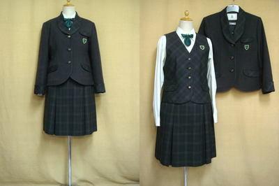 常磐大学高等学校の中古制服