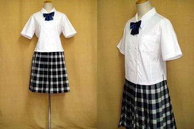 出水中央高等学校の中古制服