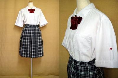 京都明徳高等学校の中古制服