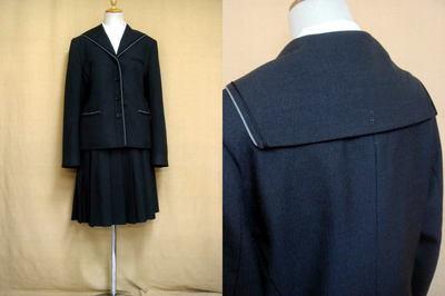 倉敷翠松高校の制服