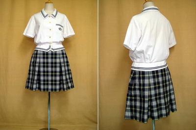 淑徳高等学校の中古制服