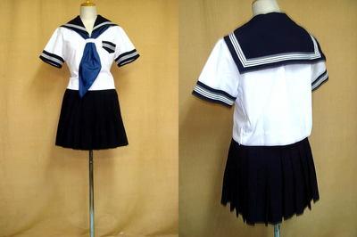 茨木高等学校の中古制服