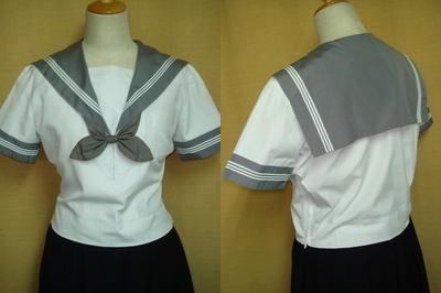 明浄学院高等学校の中古制服