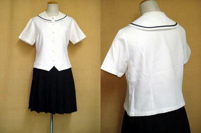 山口県桜ヶ丘高等学校の中古制服