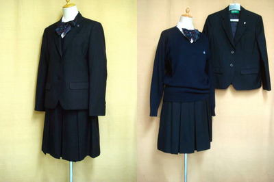 大阪高等学校の中古制服