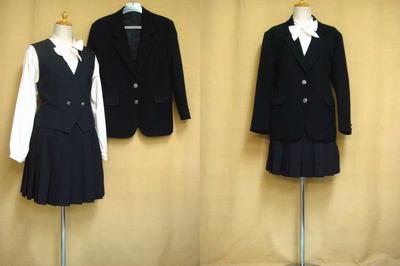 大阪市立扇町総合高等学校の中古制服