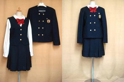 甲子園学院高等学校の中古制服