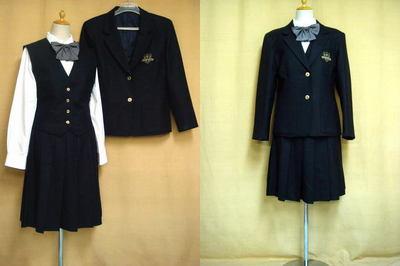 聖徳大学附属取手聖徳女子高等学校の中古制服