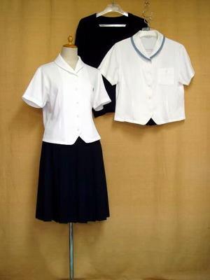京都聖母学院高等学校の中古制服