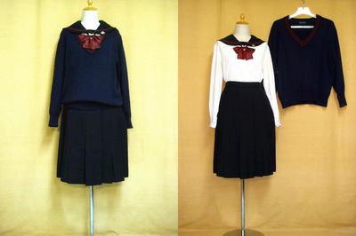 瀧野川女子学園高等学校の中古制服