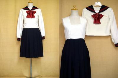 博多女子中学校の中古制服
