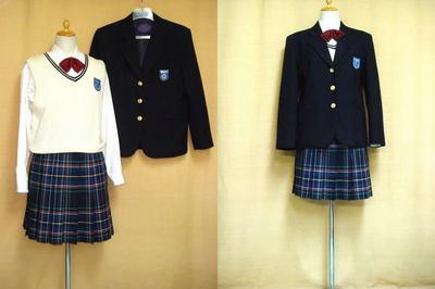 星琳高等学校の中古制服