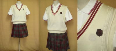 常総学院高等学校の中古制服