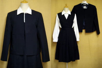大阪信愛女学院高等学校の中古制服