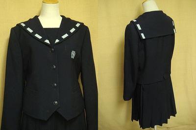 長崎女子高等学校の中古制服