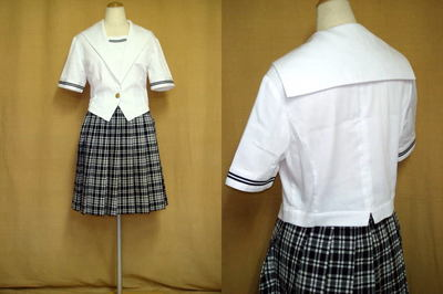宇都宮短期大学附属高等学校の中古制服