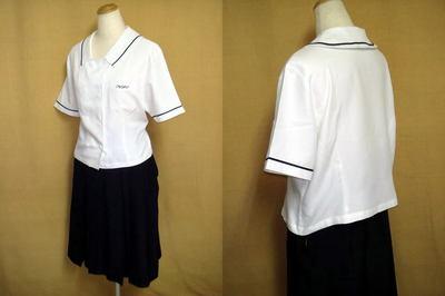 聖心ウルスラ学園高等学校の中古制服