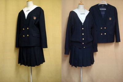 奈良女子高等学校の中古制服