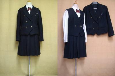 奈良文化高等学校の制服