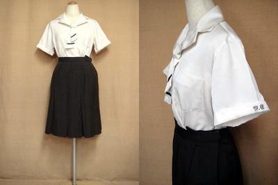 四日市商業高等学校の中古制服