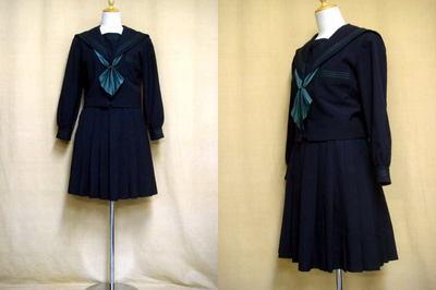 大阪成蹊女子高等学校の中古制服