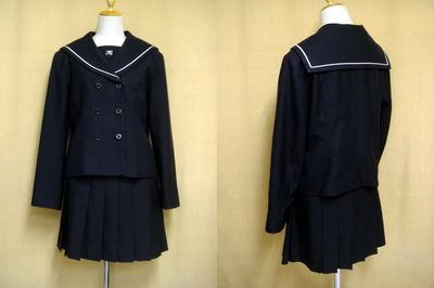 板橋有徳高等学校の制服